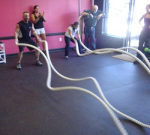 boot camp rope